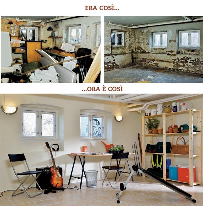 Come ristrutturare la cantina con interventi mirati bricoportale fai da te e bricolage - Lavori in casa fai da te ...
