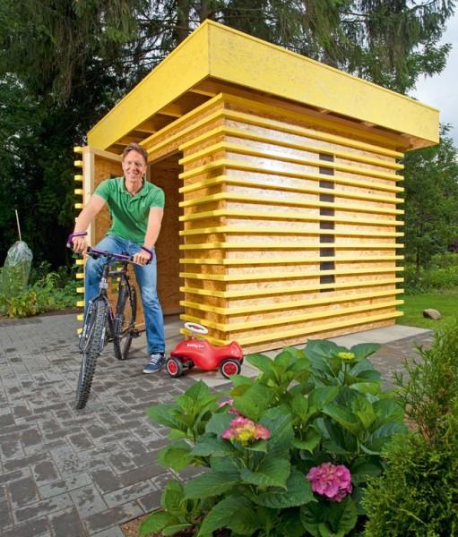 Come costruire una casetta di legno da giardino | Guida completa