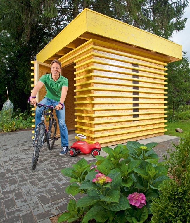 come costruire una casetta di legno