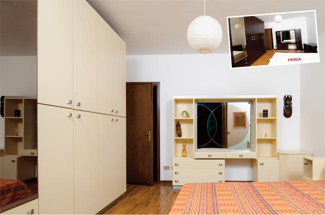 Rinnovare camera da letto senza cambiare arredo for Rinnovare la casa fai da te