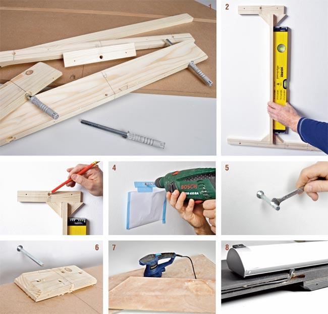 scrivania fai da te design bricoportale fai da te e