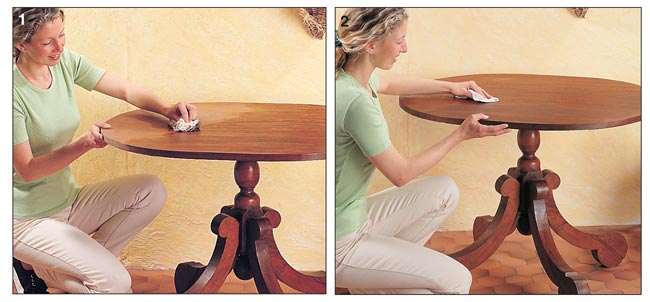 gommalacca per legno