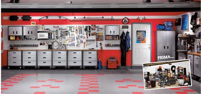arredamento garage