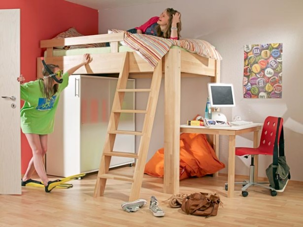 Costruire un letto a soppalco di ottima qualità