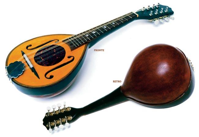 costruire un mandolino