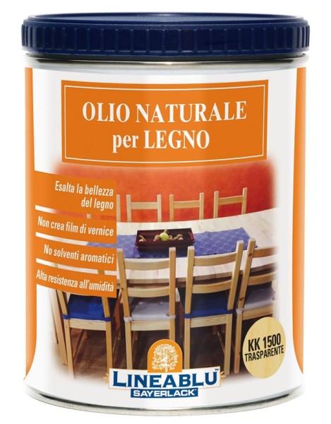 olio per legno naturale
