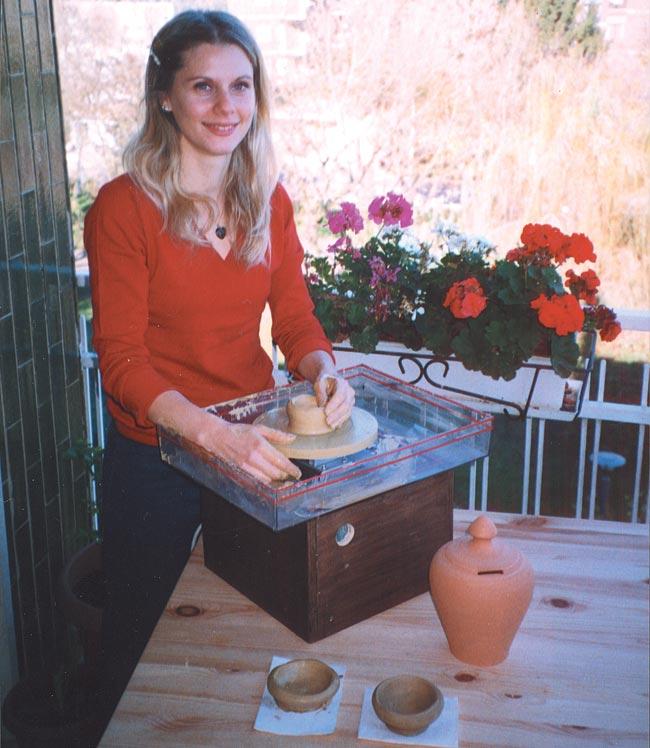 Come costruire un tornio elettrico per ceramica