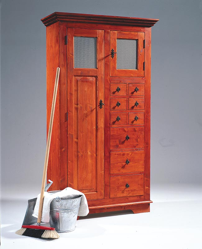 Costruire un armadio bricoportale fai da te e bricolage for Bricoportale