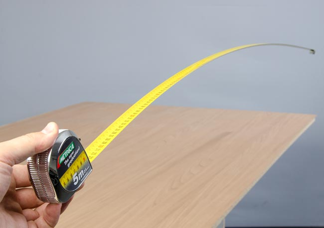 flessometro metrica