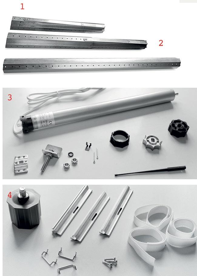 kit per tapparelle elettriche  Come installarlo fai da te - Bricoportale: Fai da te e bricolage