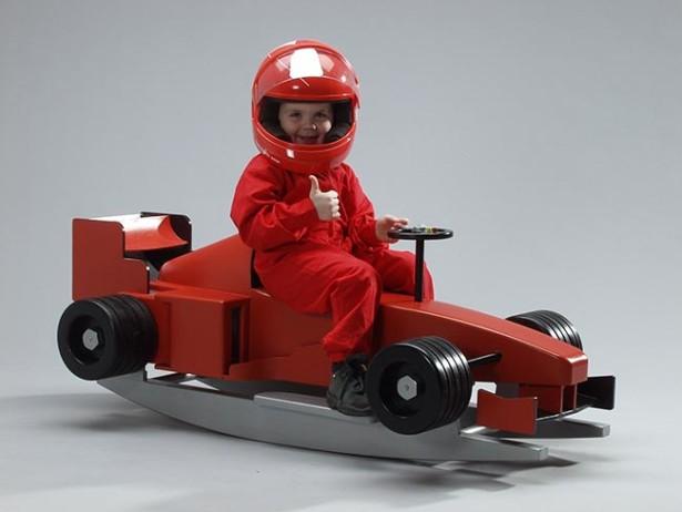 Monoposto fai da te | Imitazione F1 in legno