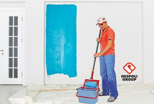 Pitturare facile | I prodotti giusti per semplificare il lavoro