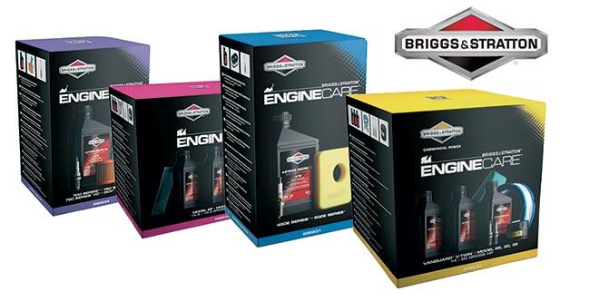 Prodotti Briggs&Stratton per la manutenzione