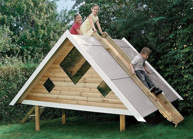 Casetta per bambini fai da te tutti i passaggi for Come stimare i materiali da costruzione per la costruzione di case