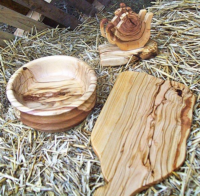 legno di ulivo