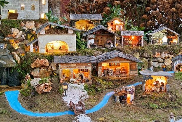 Decorazioni natalizie categoria bricoportale il - Decorazioni per giardino fai da te ...