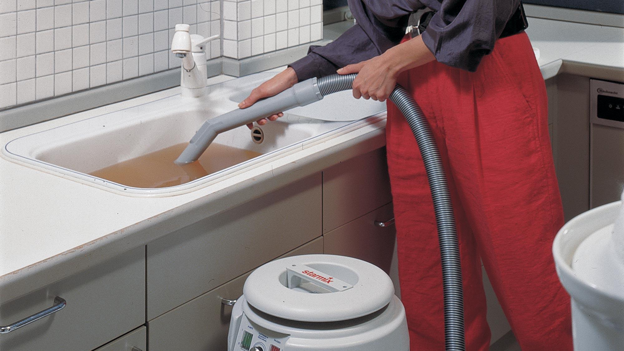 Sturare il lavandino | Metodi e attrezzature