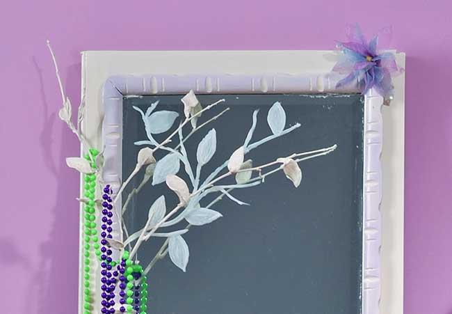 Specchi fai da te 4 costruzioni illustrate - Specchi da decorare ...