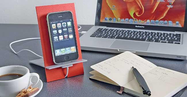 Porta cellulare fai da te