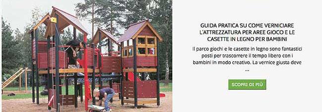 casette in legno