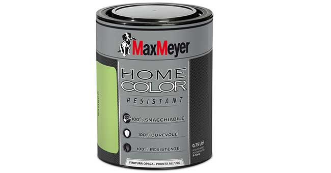 Pittura smacchiabile MaxMeyer Home Color Resistant