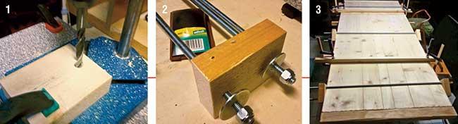 costruire un morsetto