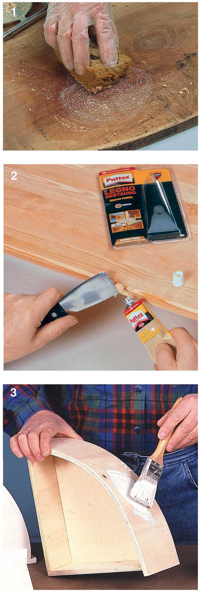Verniciare Un Tavolo Di Legno verniciare il legno | guida completa illustrata passo-passo
