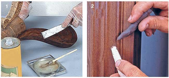Verniciare il legno guida completa illustrata passo passo - Fare il cappotto interno alla casa ...