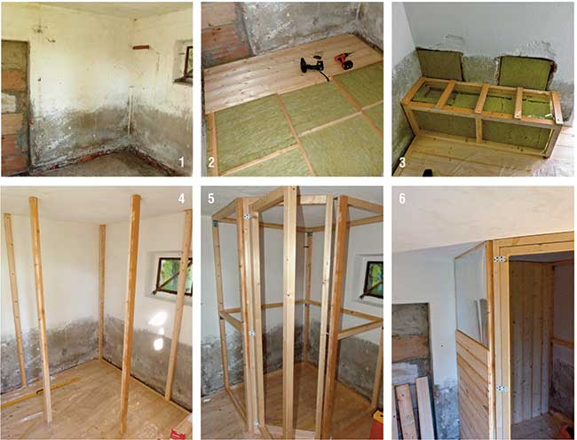 simple costruire una sauna fai da te with costo sauna per casa