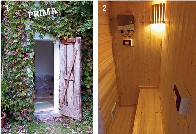 Costo sauna in casa good dynamic saunas palermo person - Costo sauna per casa ...