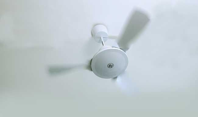 installare un ventilatore da soffitto