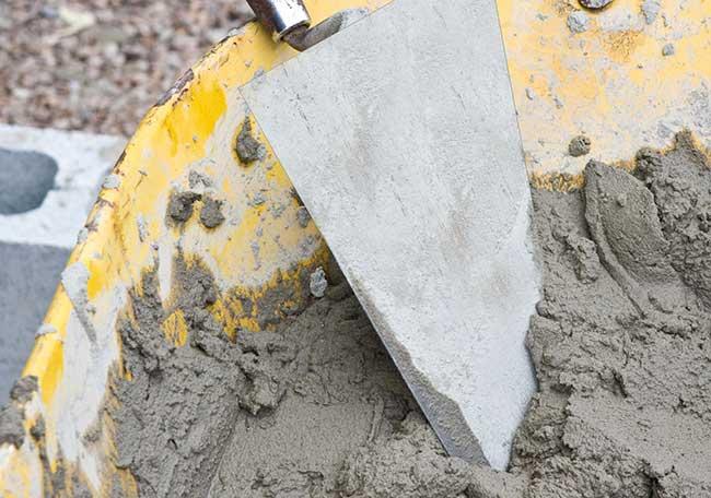 Malta di cemento | Come prepararla in 4 mosse