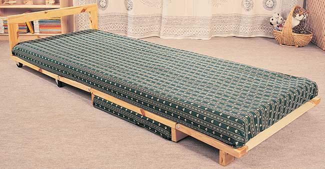 Pouf letto fai da te in legno 13 foto descritte passo passo - Divano letto fai da te ...