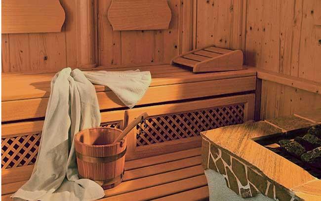 Sauna costi beautiful box doccia con sauna integrata with - Costo sauna per casa ...