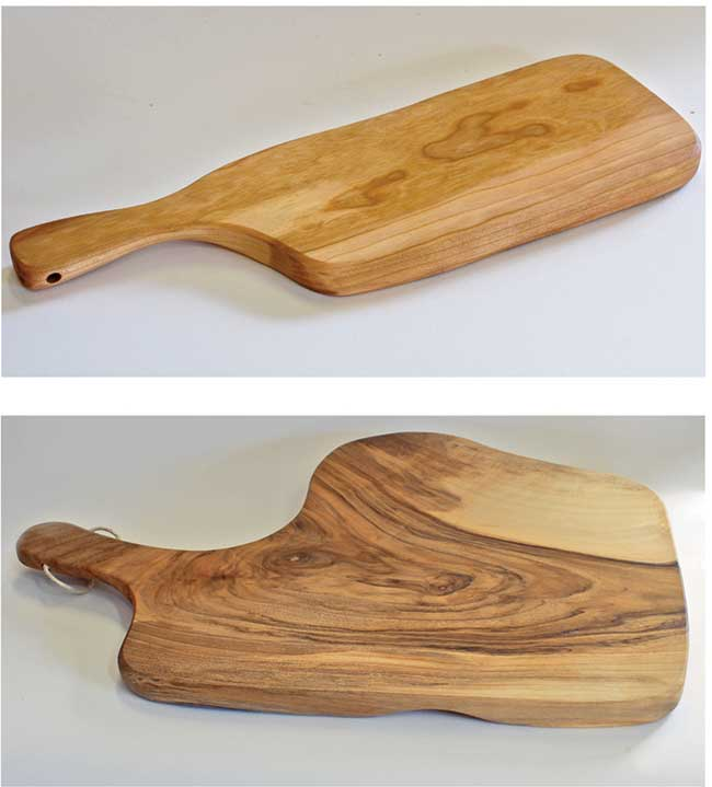 Tagliere in legno fai da te 14 foto descritte passo passo for Piccoli oggetti in legno fai da te