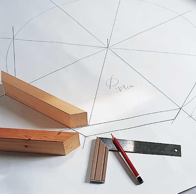disegnare ottagono