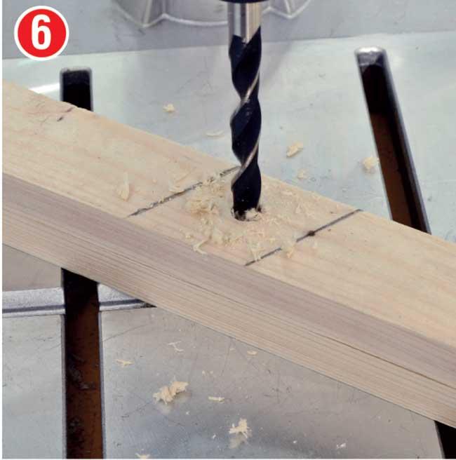 punta trapano per legno