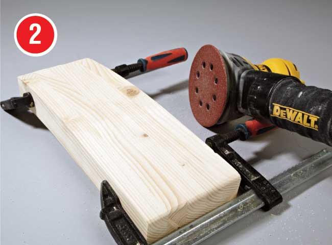 levigare il legno