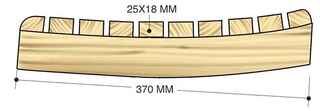 seduta tavolo in legno