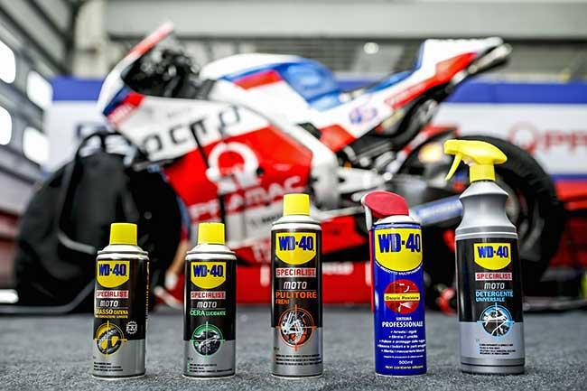 WD40 Specialist Moto