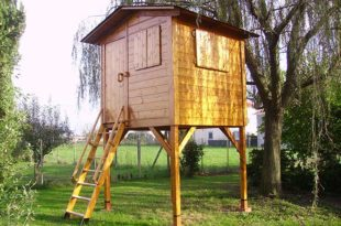 costruire una palafitta