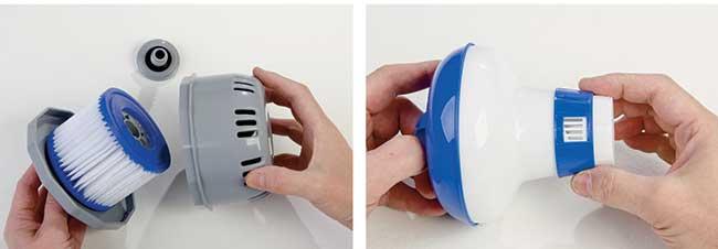 filtro per spa