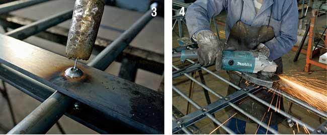 Come Costruire Una Inferriata Fai Da Te In Ferro Con Punte Lancia