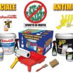 Kit antimuffa Jcolors: la soluzione completa