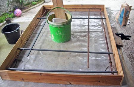 barbecue in cemento 2