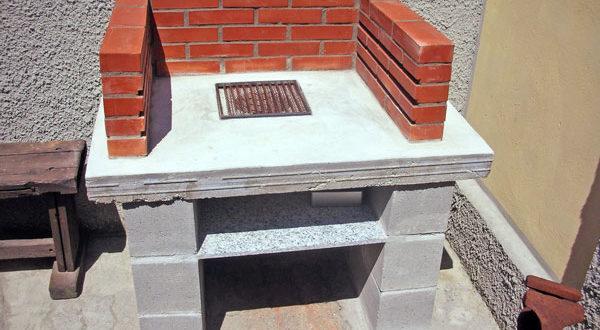 Barbecue di cemento armato bricoportale fai da te e for Barbecue fai da te in ferro