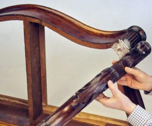 Riparare giunzioni di mobili e sedie | Come si fa