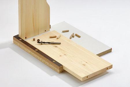 Costruire Cassettiera In Legno.Cassetto In Legno D Abete Costruzione Bricoportale Fai Da Te E