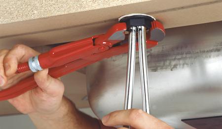 Montare Miscelatore Lavello Cucina.Come Installare Il Lavello E Il Rubinetto Da Cucina Bricoportale