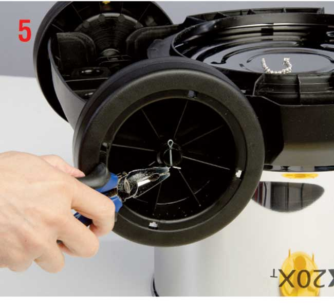 Guida all'uso Aspiratore solidi e liquidi Stanley SXVC20XTE